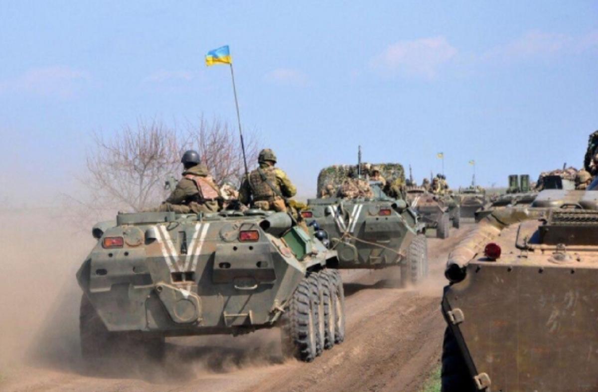 Дата войны в Донбассе
