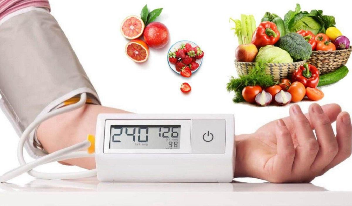 Гипертония и питание