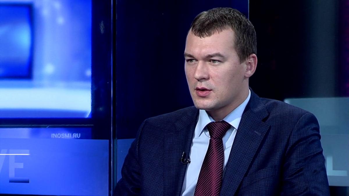 Дегтярев предложил снизить тарифы на ЖКХ в Хабаровском крае