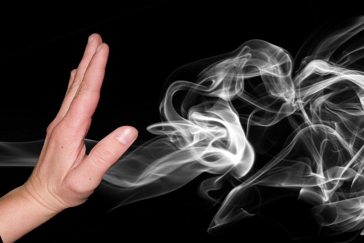 отказ от курения картинки