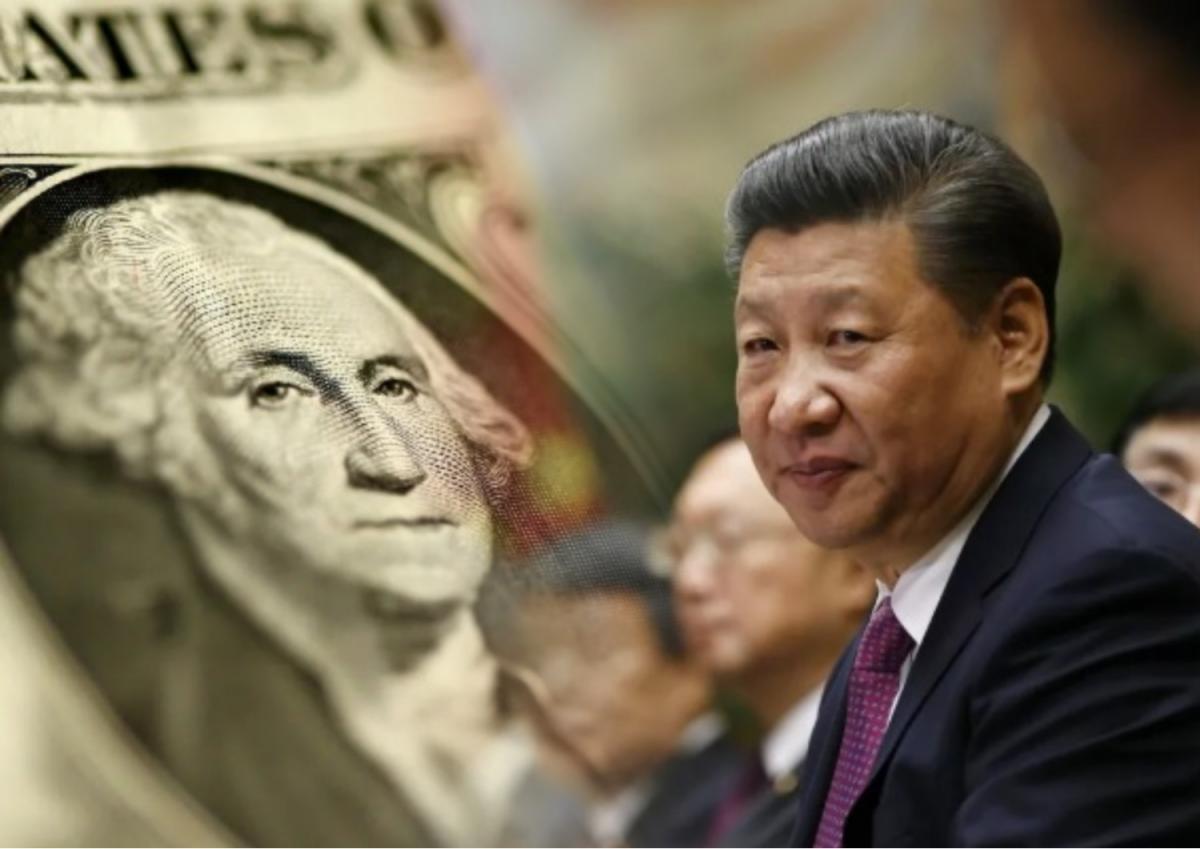 Как Китай может обрушить доллар США