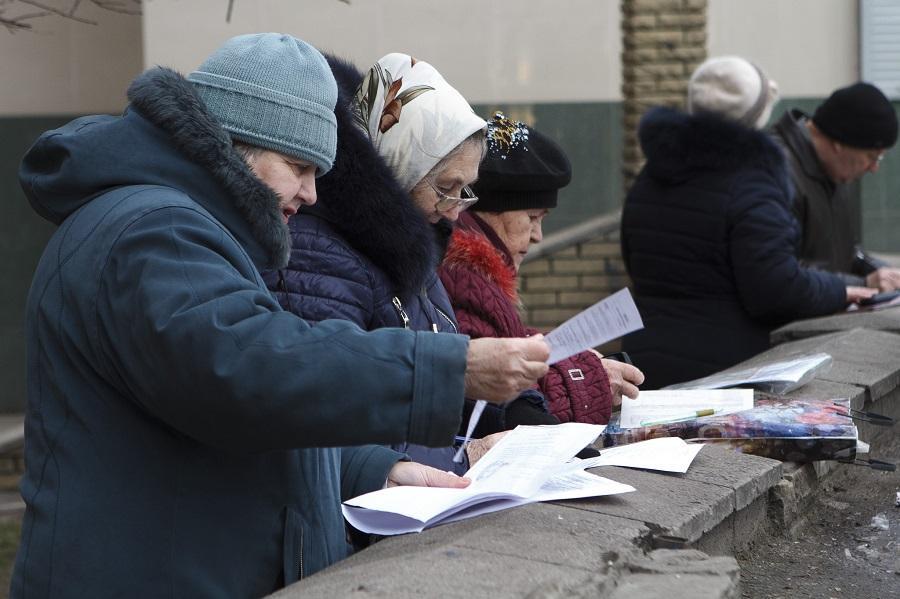 Пенсии россиян впадут в зависимость от бюджета