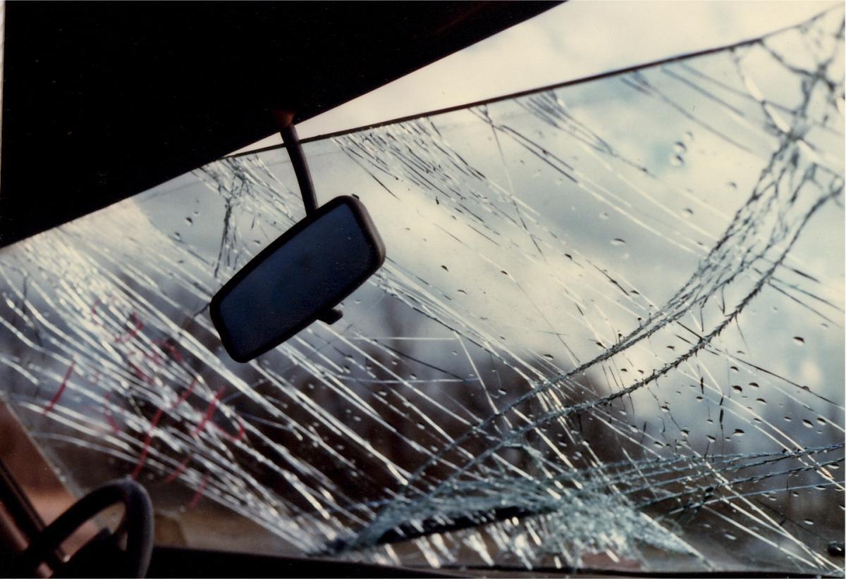 ДТП с участием 13 автомобилей произошло на Кубани из-за пожара на поле