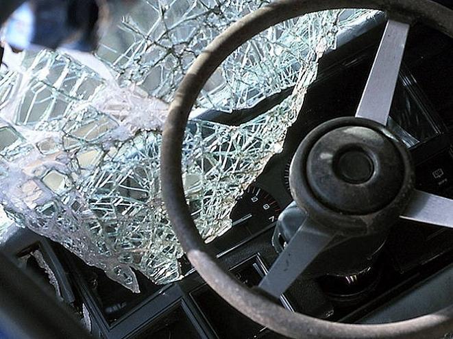 автомеханик попал в ДТП на иномарке клиента