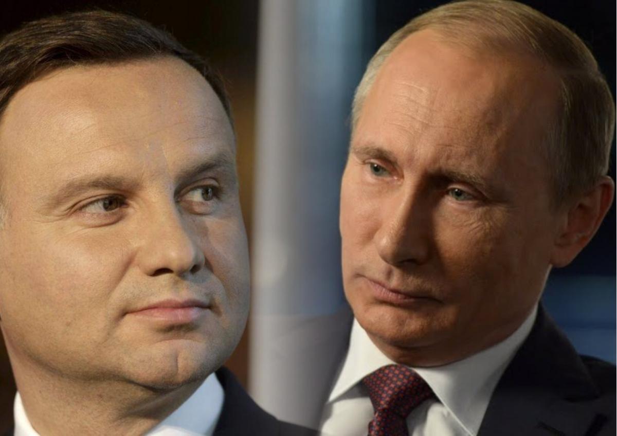 Дуда и Путин