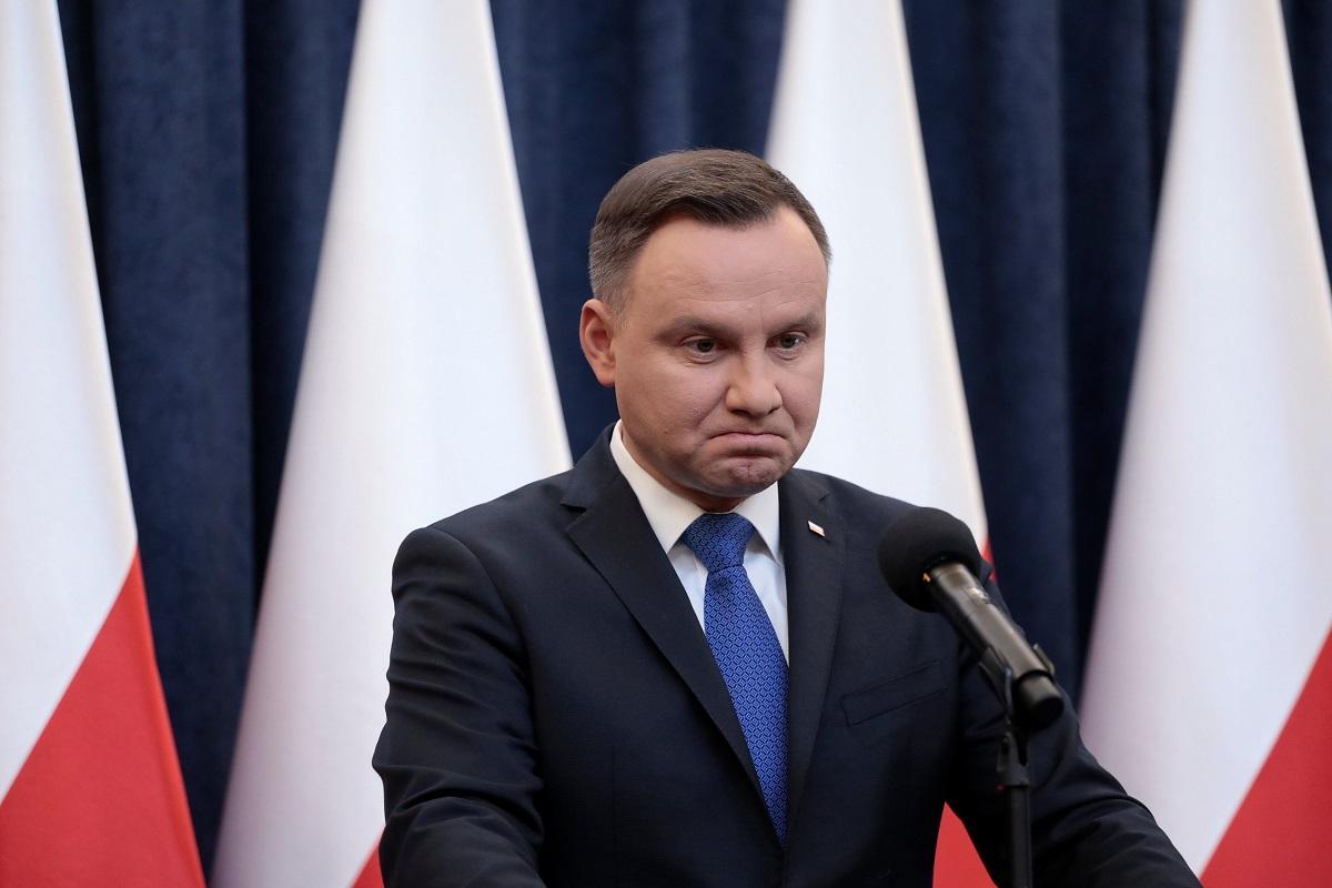 Президент Польши назвал Россию врагом свободы