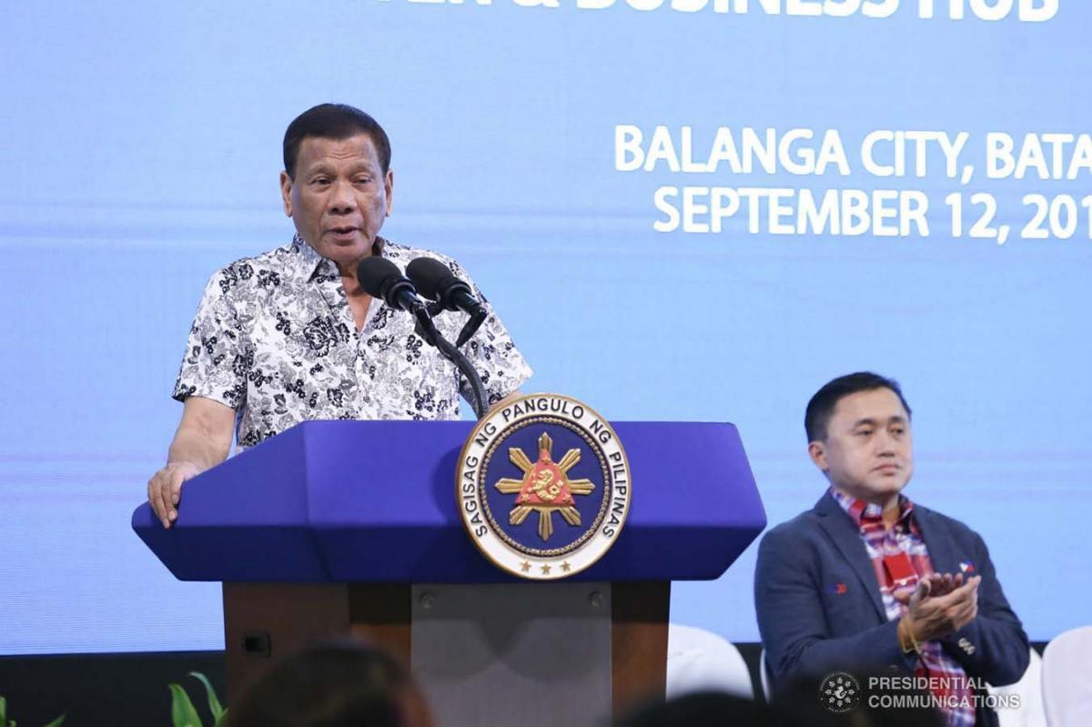 Президент Филиппин позволил гражданам отстреливать взяточников