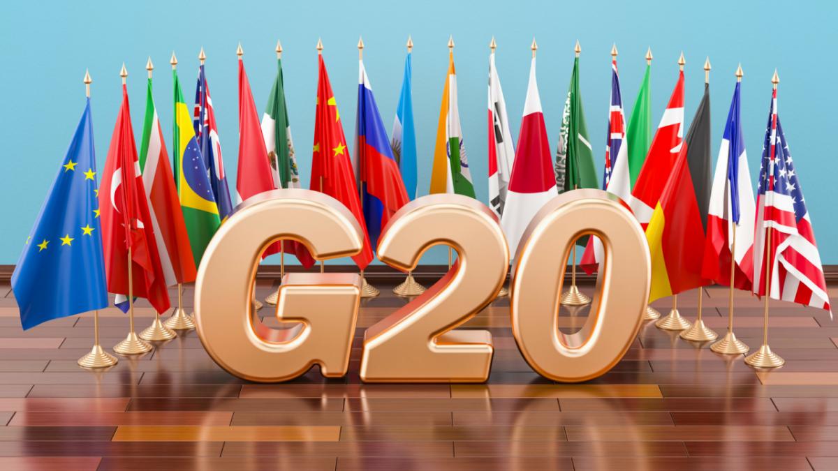 Большая двадцатка g20