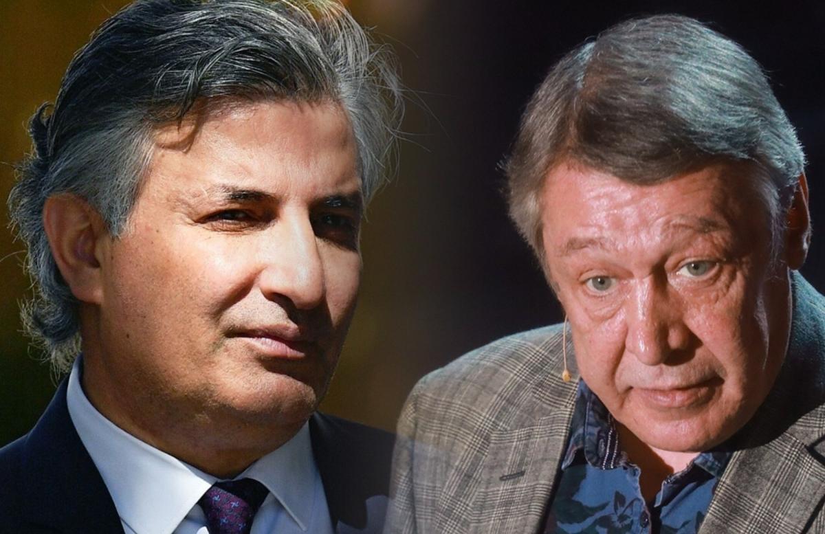 Пашаев и Ефремов