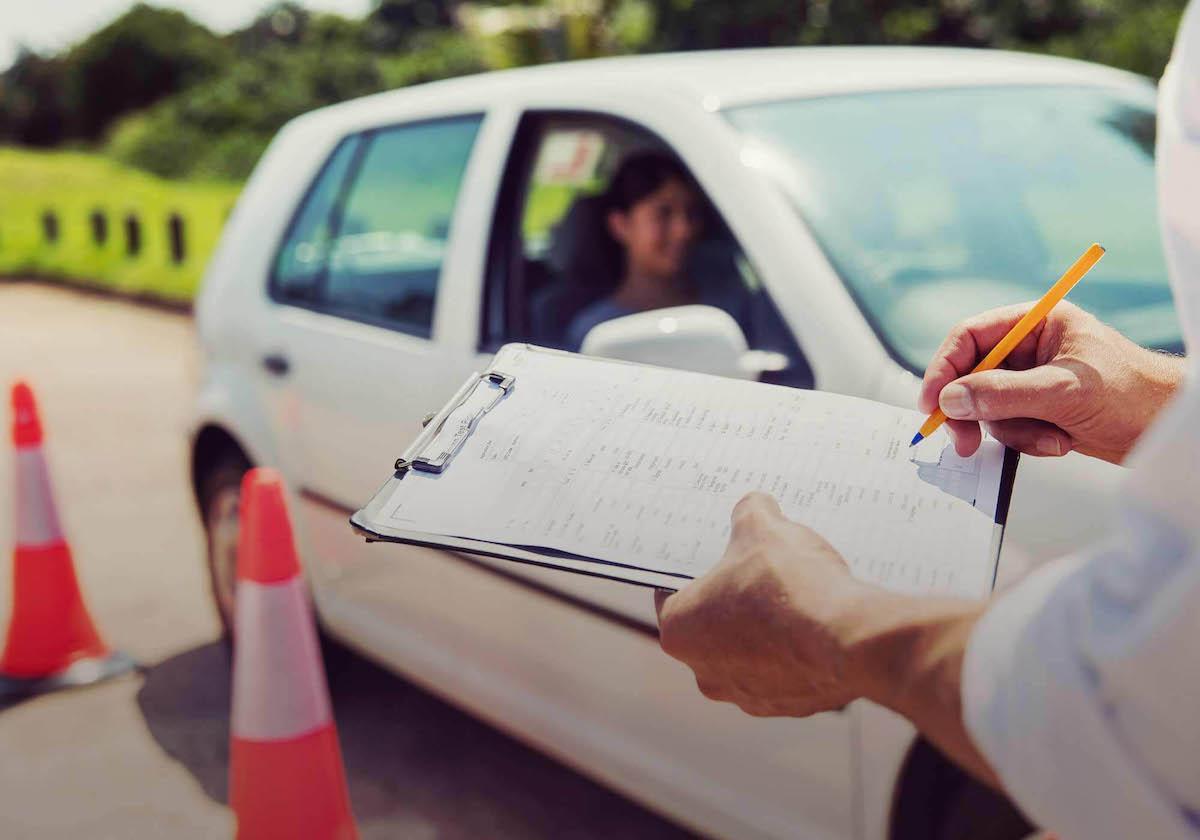В МВД назвали самые частые ошибки на экзамене на права