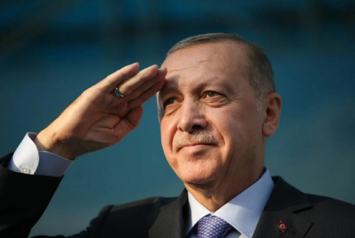 Реджеп Эрдоган глава Турции