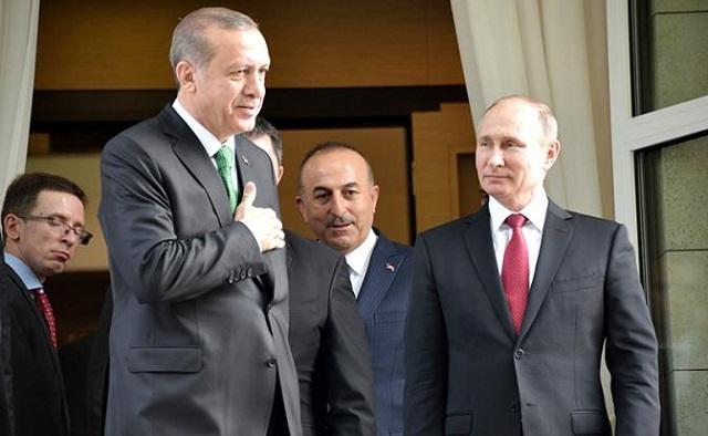 Турция направила в Россию военных для обучения работе с ЗРК С-400