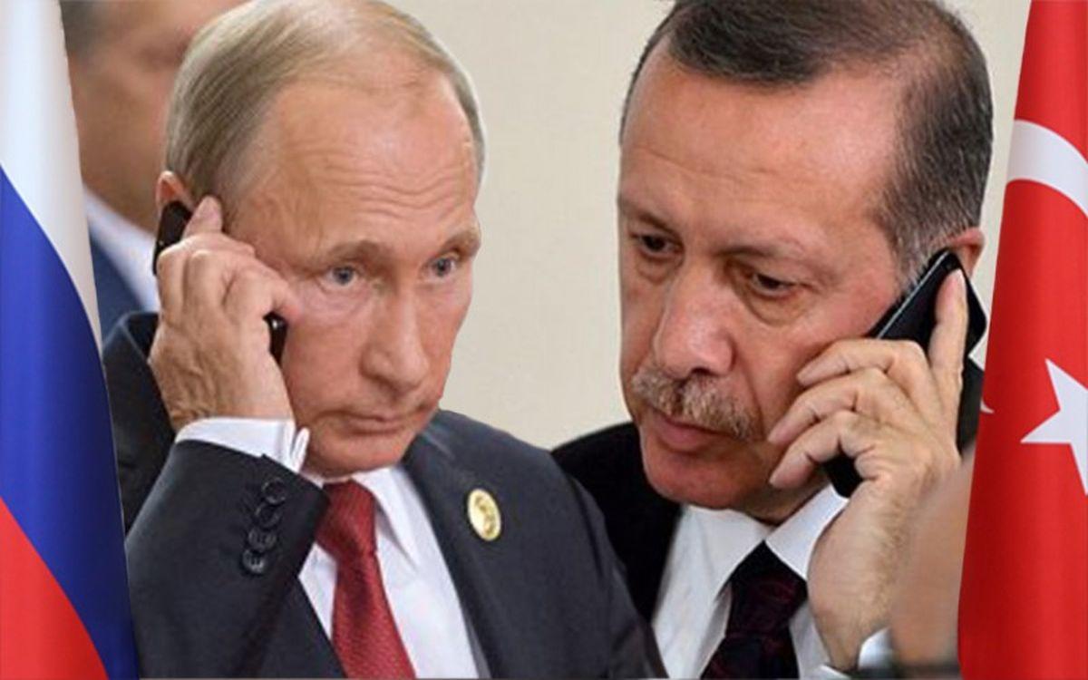 Реджеп Тайип Эрдоган и Владимир Путин картинка