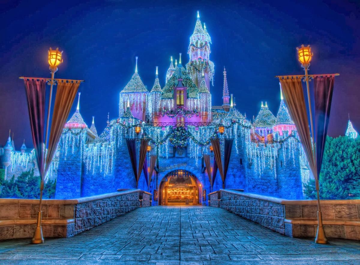 В Диснейленде появится новая локация - «Frozen Land»