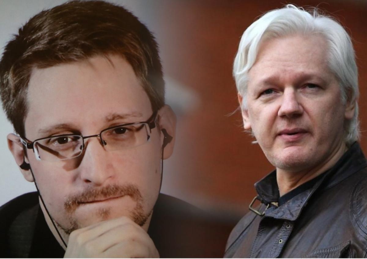 Сноуден отреагировал на весть о смерти Макафи:  «Ассандж может быть следующим»