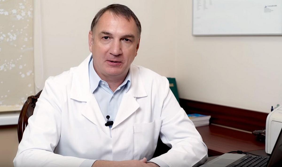 Павел Евдокименко врач