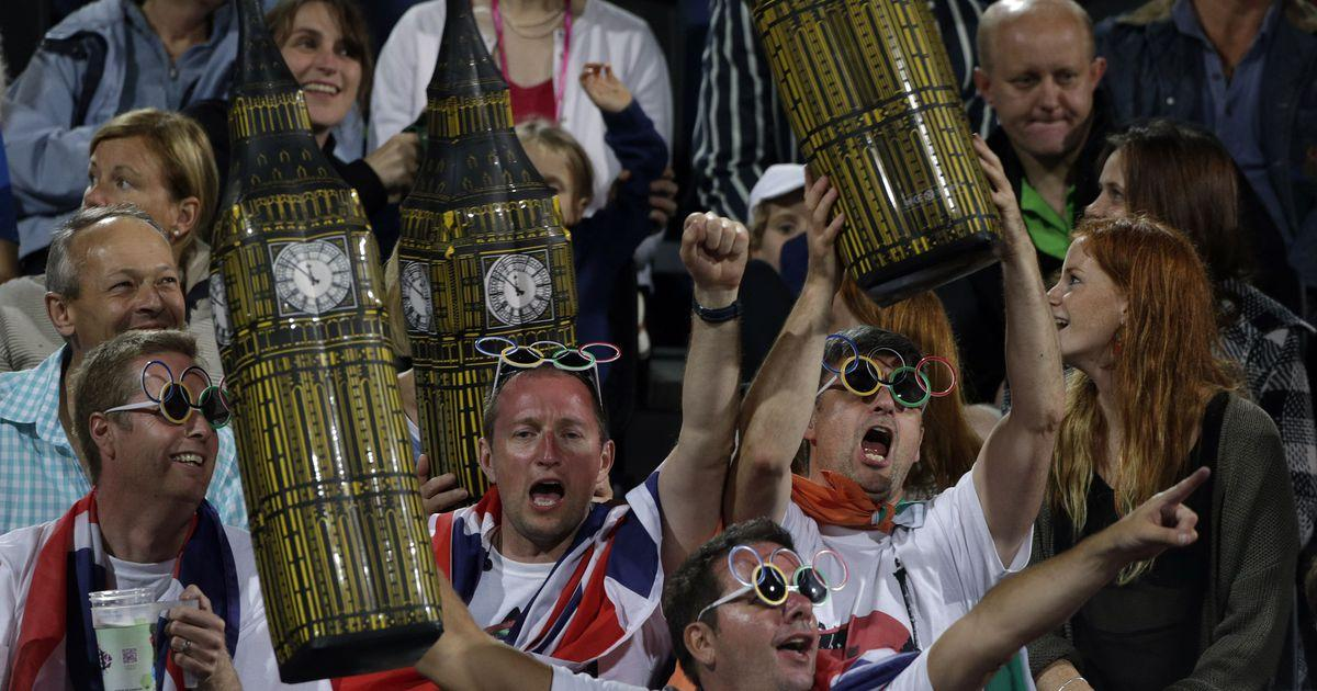 Британские фанаты