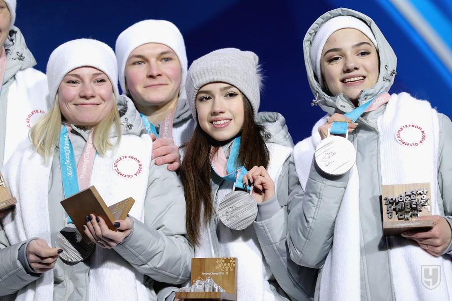 Олимпиада-2018 в Пхенчхане: фигурное катание сборной России - результаты, медали и расписание соревнований