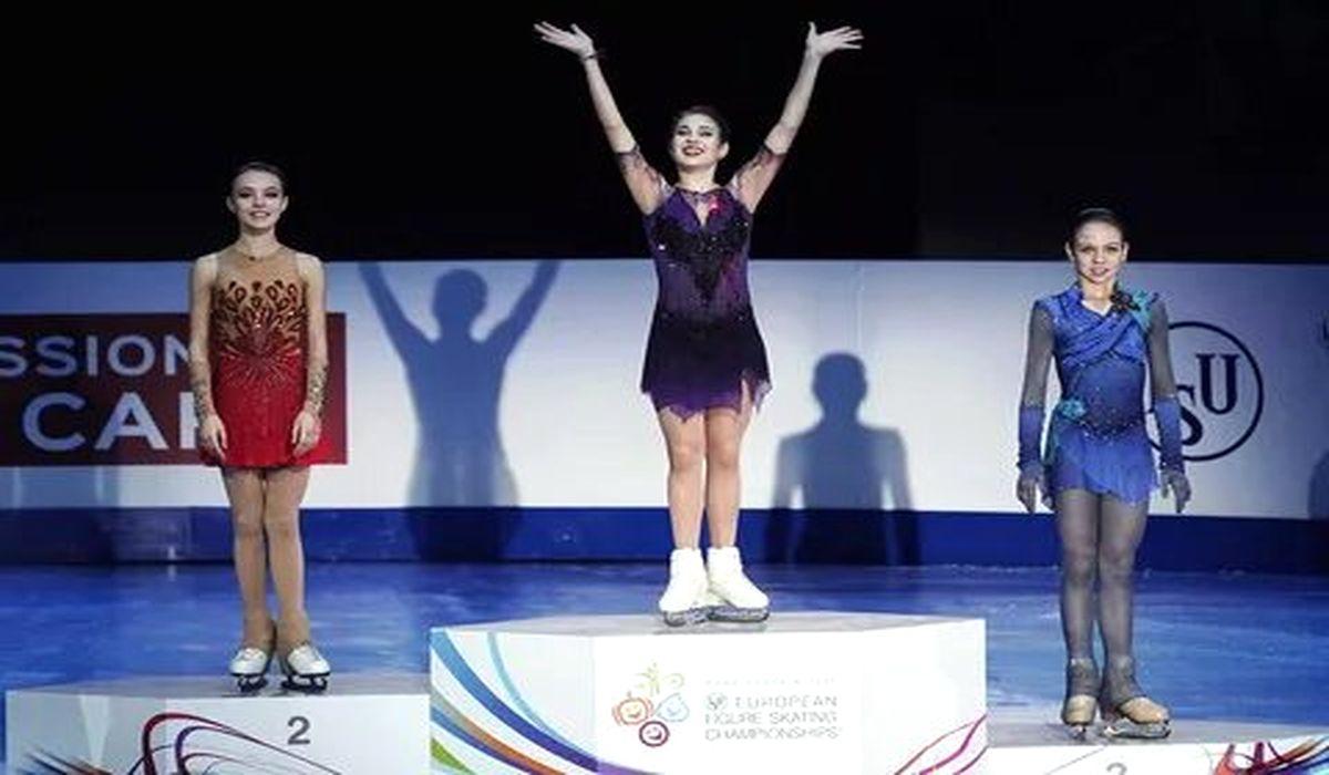 российские фигуристки выиграли чемпионат Европы