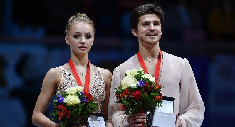 Фигуристы Степанова и Букин прошли в финал Гран-при, установив мировой рекорд