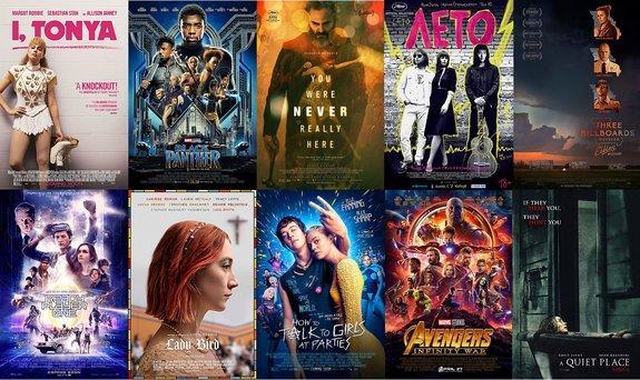 фильмы 2018 года которые уже вышли список лучших фильмов
