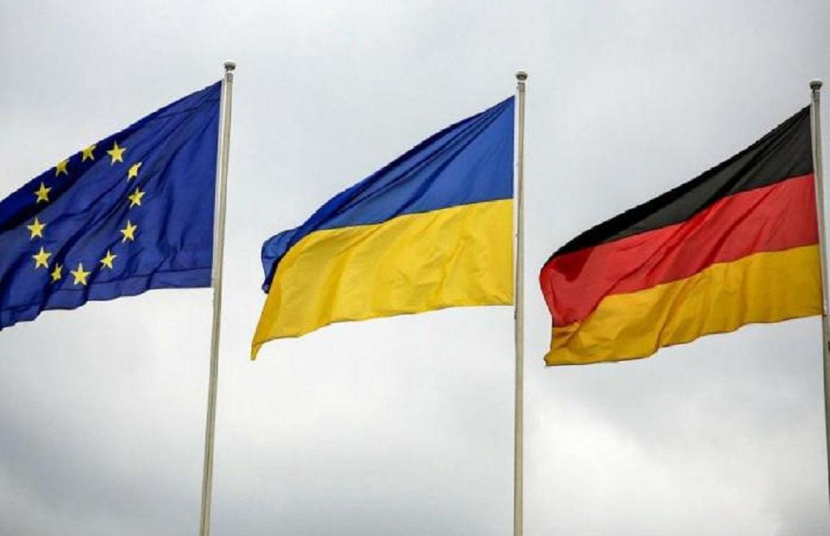 В Германии признали Украину несостоявшимся государством