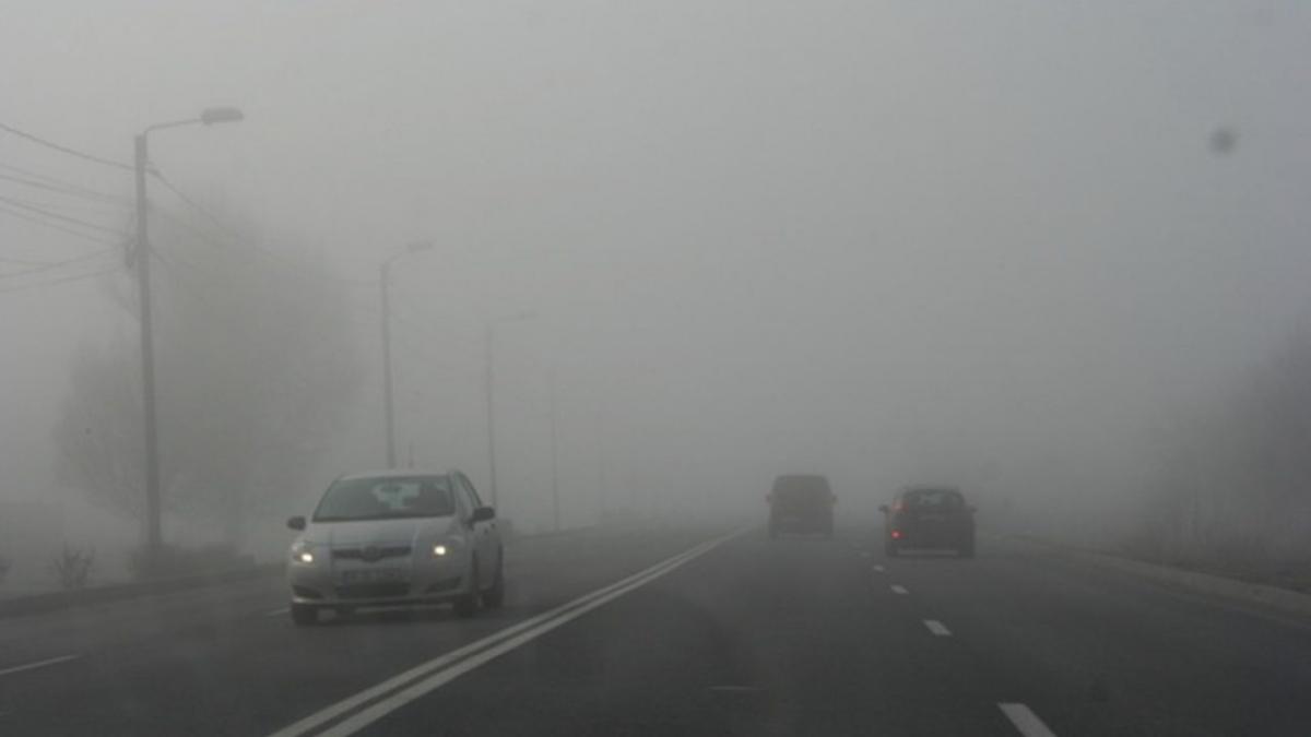ГИБДД Ростовской области предупреждает о риске ДТП в непогоду