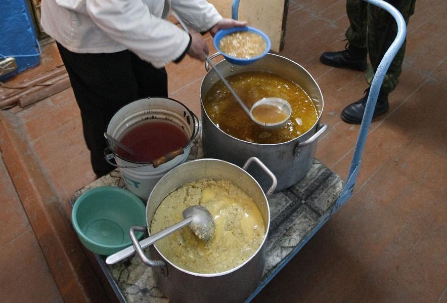 Счетная палата: ФСИН тратит на продовольствие «избыточные средства»