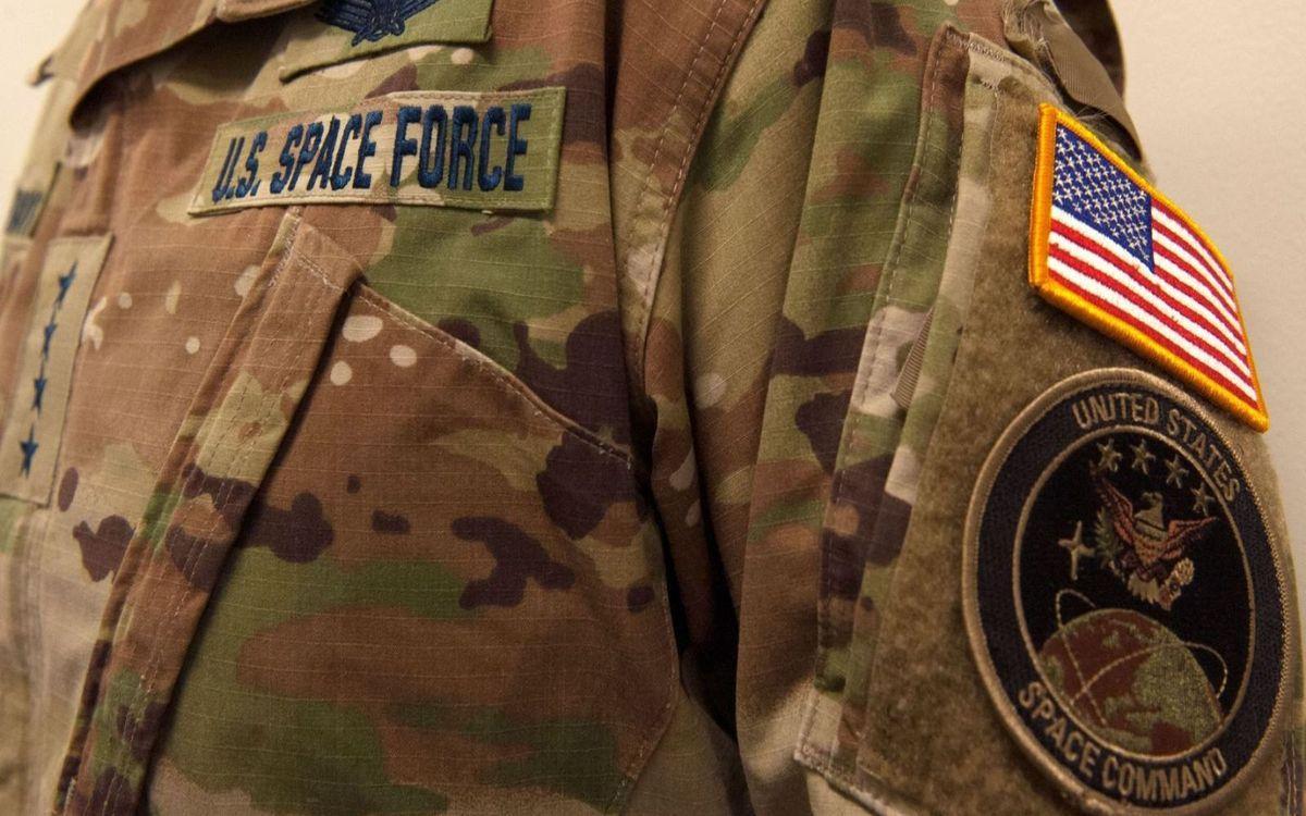 униформа Космических сил США подверглась критике