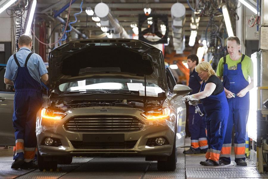 Козак объяснил, почему Ford закругляется с производством в России