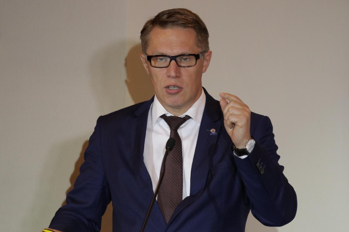 Мурашко Минздрав РФ
