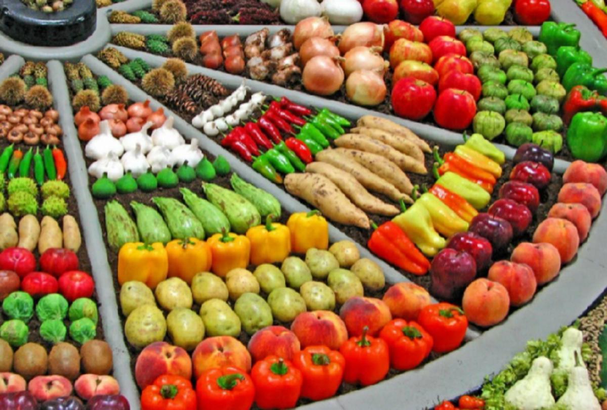 В Крыму указали на самые «нитратные» овощи и фрукты