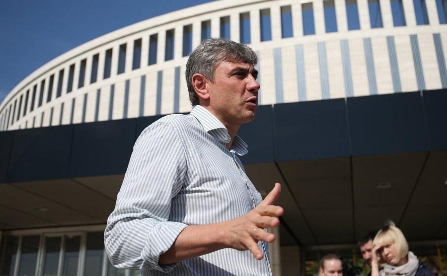 Сергей Галицкий собрался все заработанные деньги тратить на город Краснодар