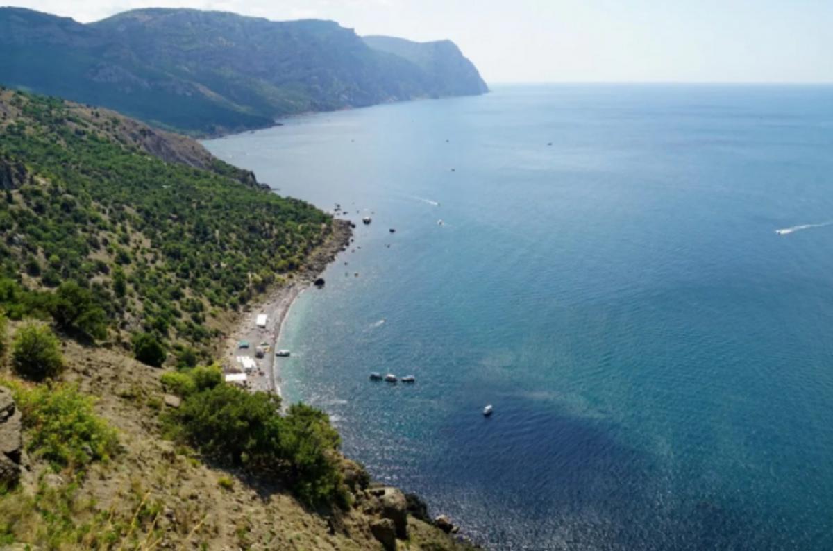 Жара идет в Крым