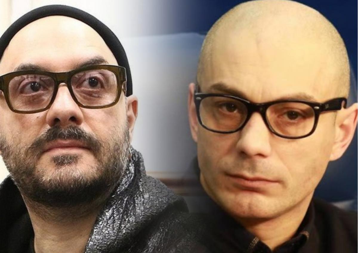 Армен Гаспарян и Кирилл Серебренников