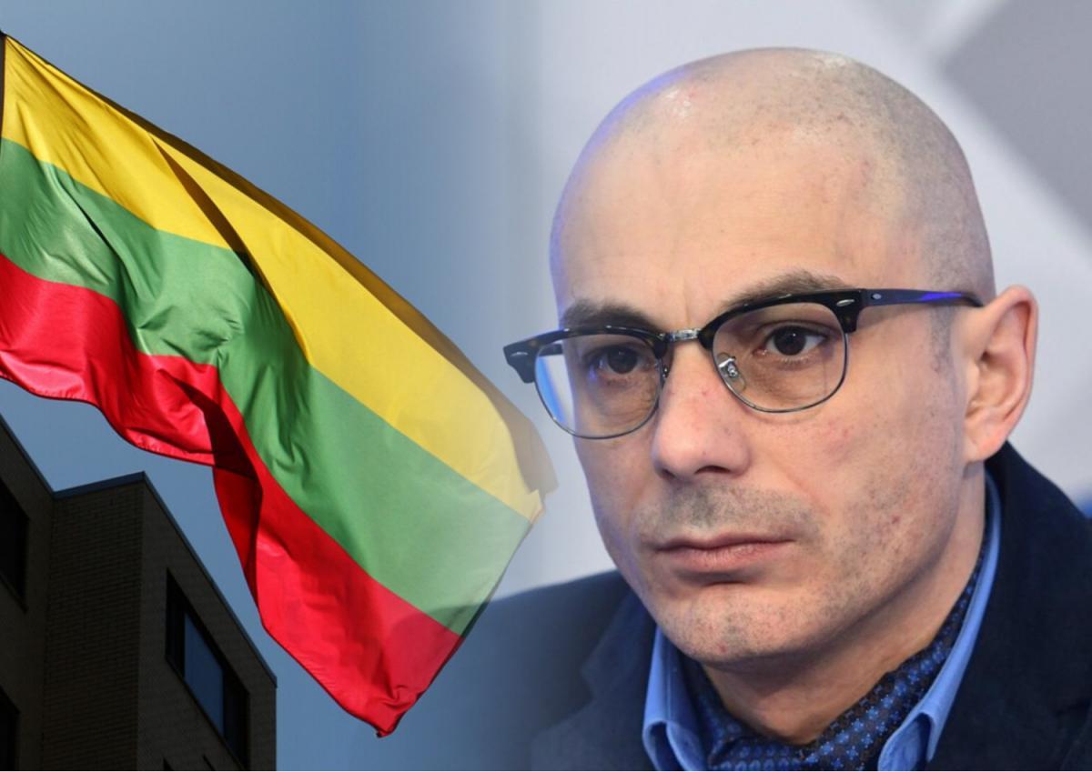 Гаспарян: у Литвы есть причина никогда не отказываться от тотальной русофобии