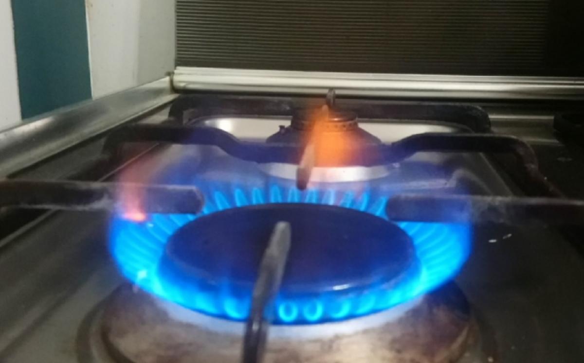 Запах газа в Астрахани