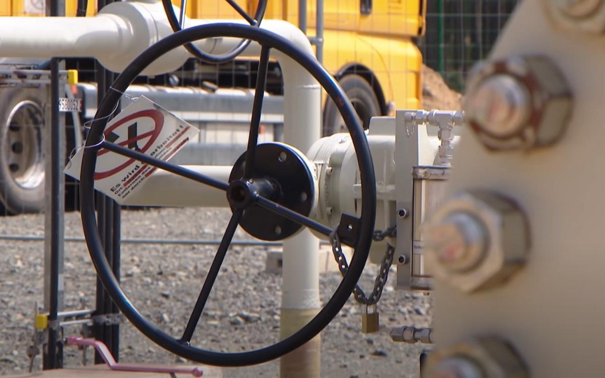 """Газораспределительное оборудование на газопроводе """"Северный поток-2"""""""