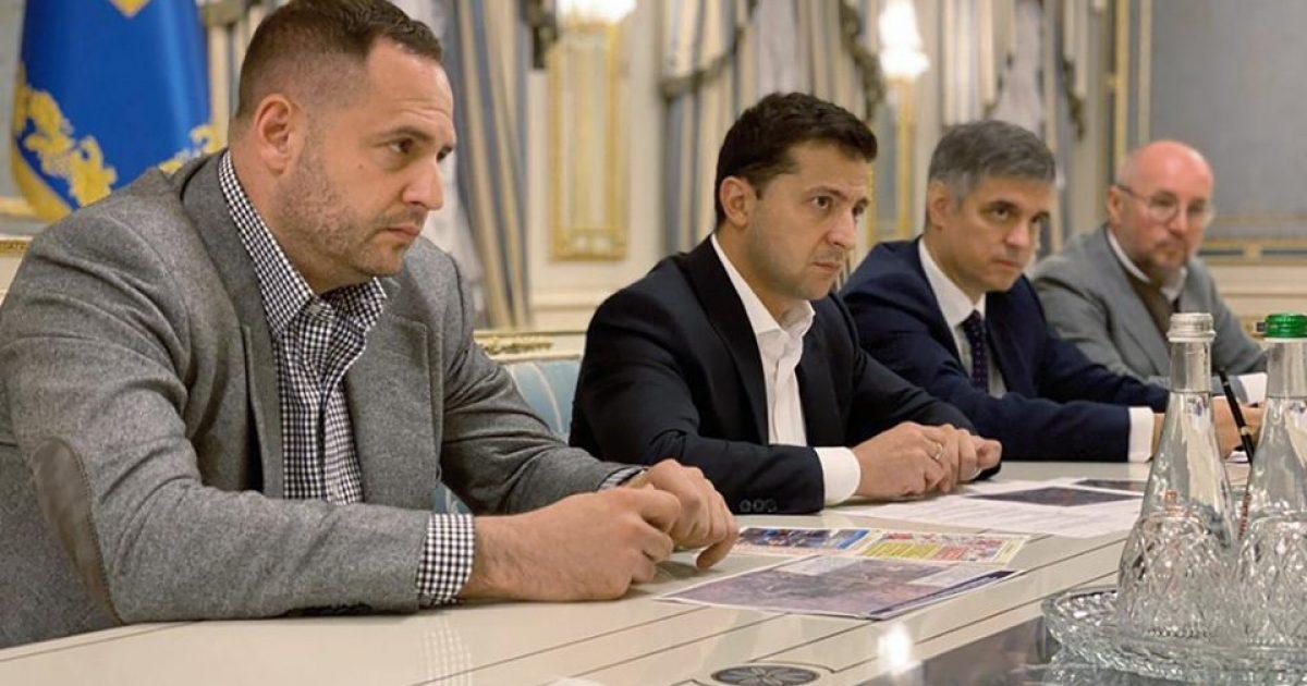 Баширов: Киев нашёл красивый ход исполнить формулу Штайнмайера и вернуть власть в Донбассе