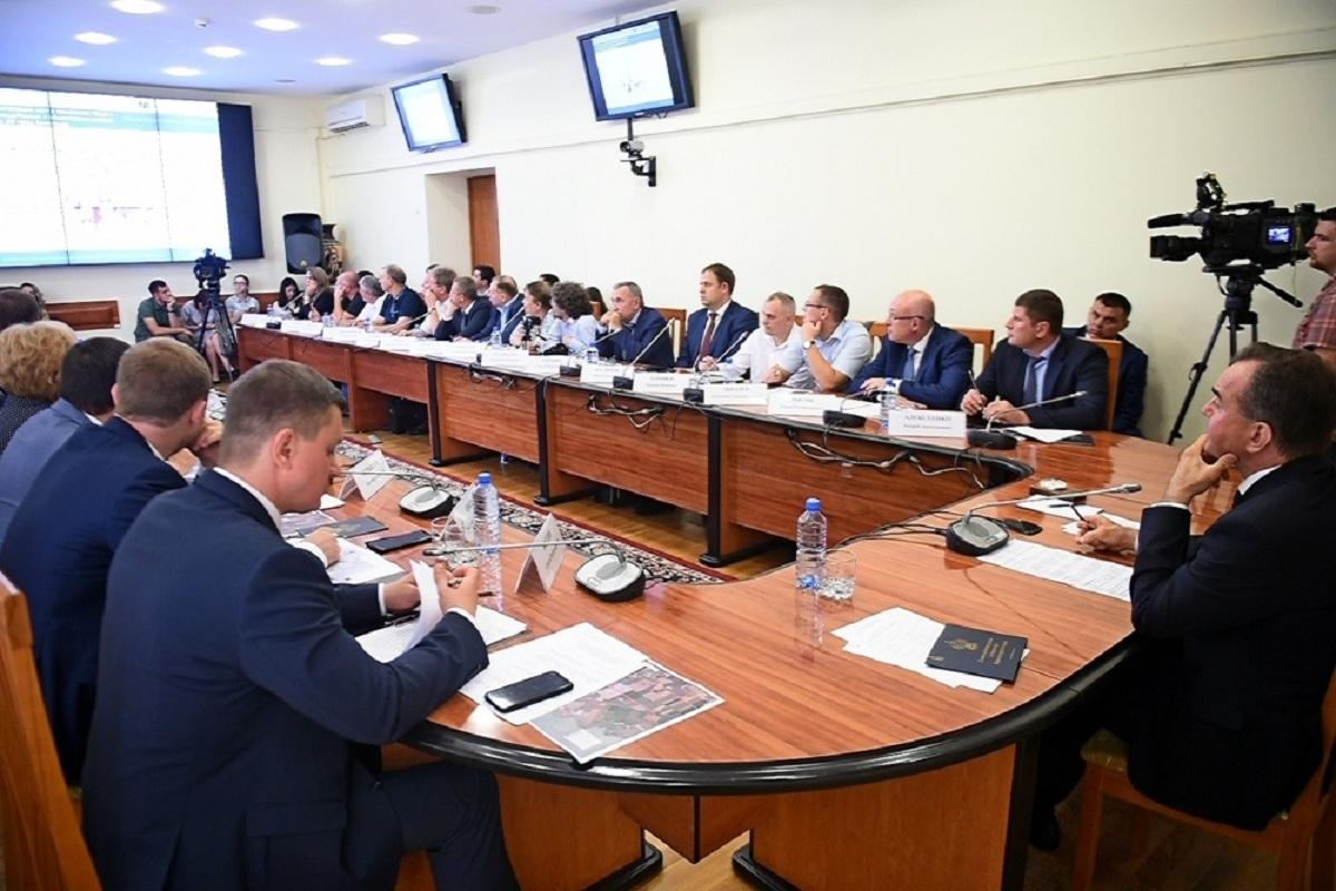 В мэрии Краснодара определили новую концепцию генплана столицы Кубани