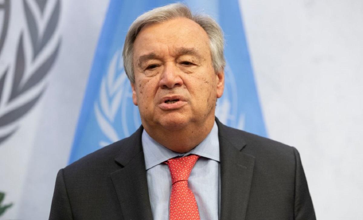 ООН Антониу Гутерриш раскол экономики