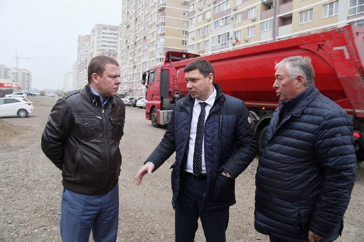 Мэр Краснодара рассказал о борьбе с пробками
