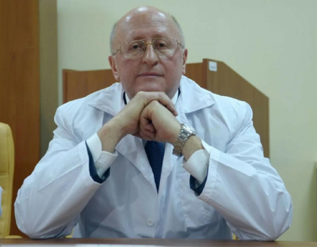 Александр Гинцбург НИЦ имени Гамалеи