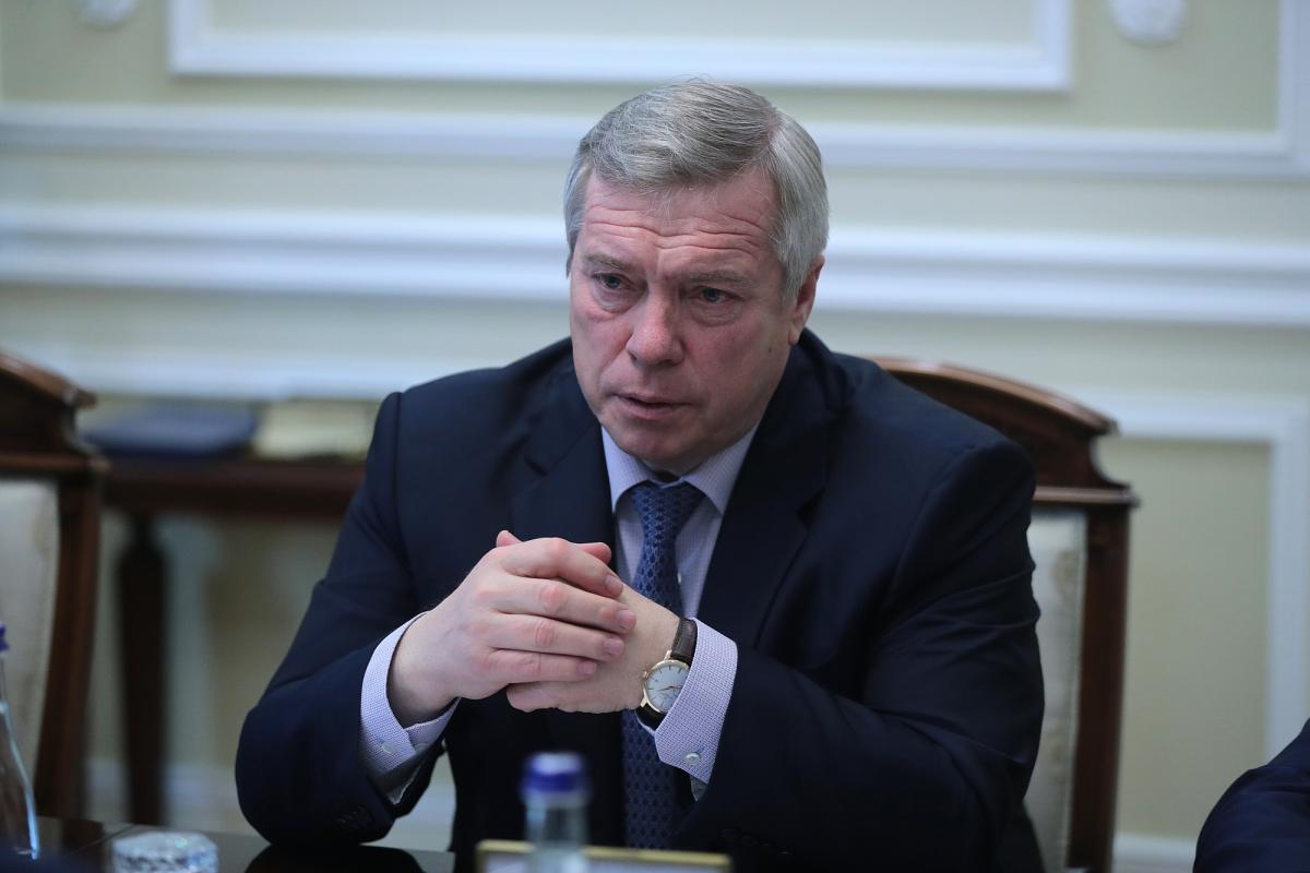 Ростовчане обругали Голубева за рост тарифов ЖКХ