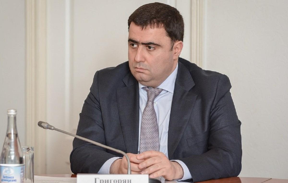 глава Первомайского района Артур Григорян