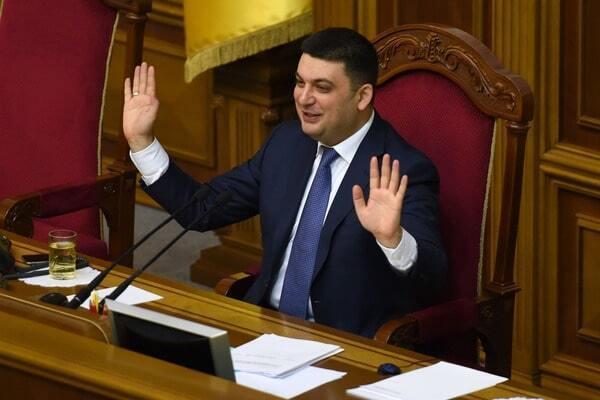 Гройсман принял решение, что объединения с Порошенко не будет