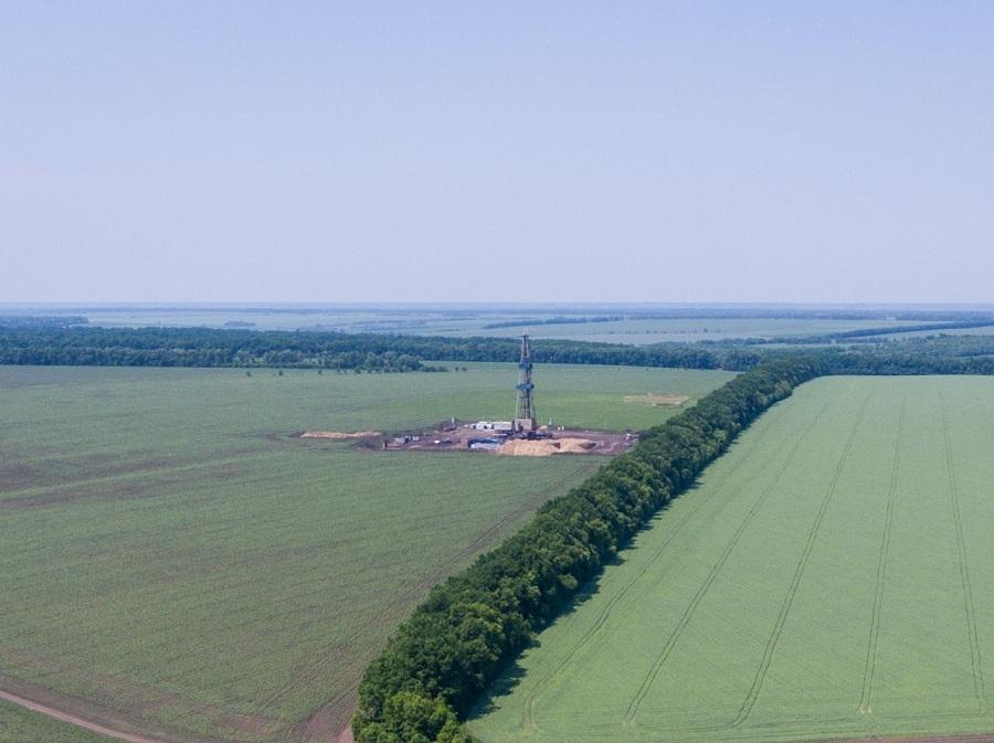 На Украине найдено месторождение газа в миллиарды кубометров топлива