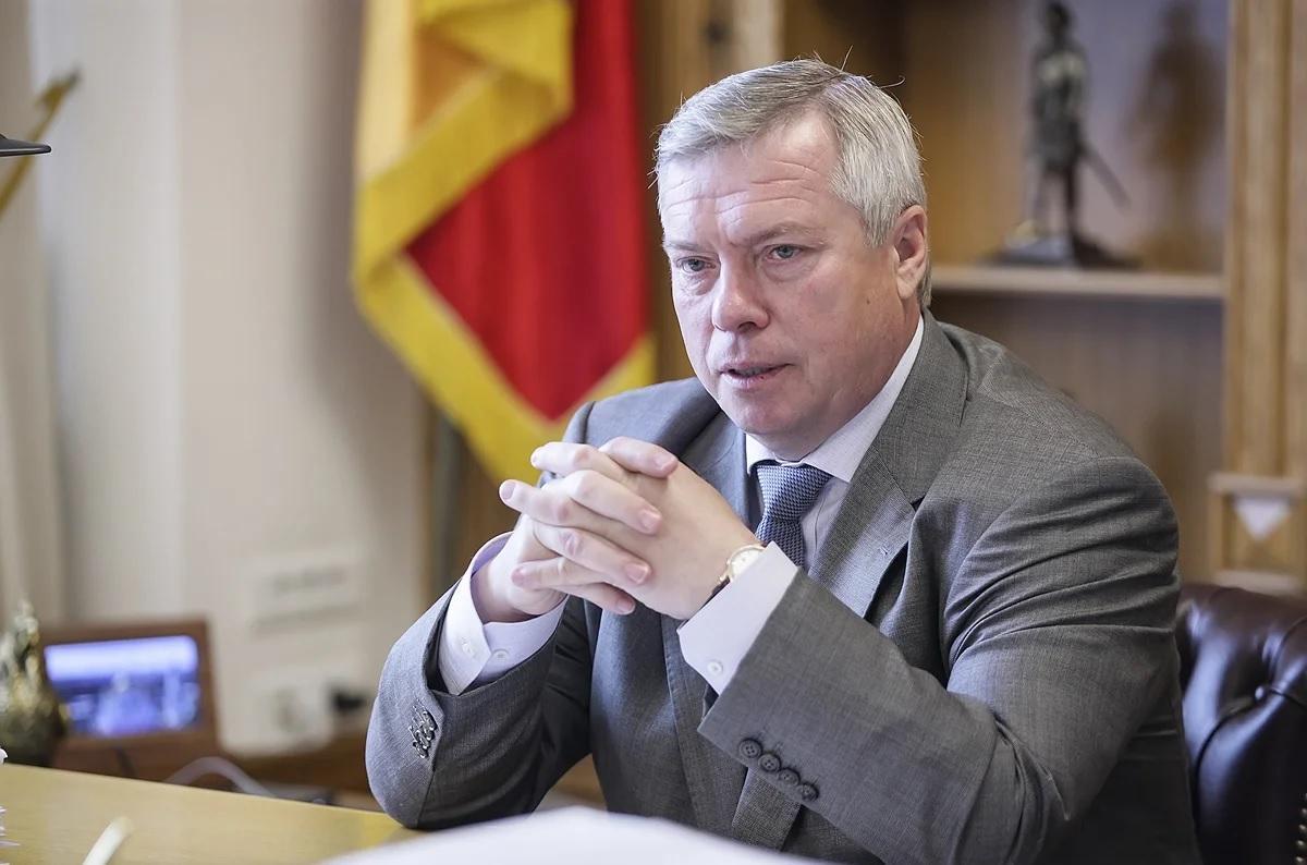 В правительстве Ростовской области прокомментировали слухи об отставке губернатора Голубева