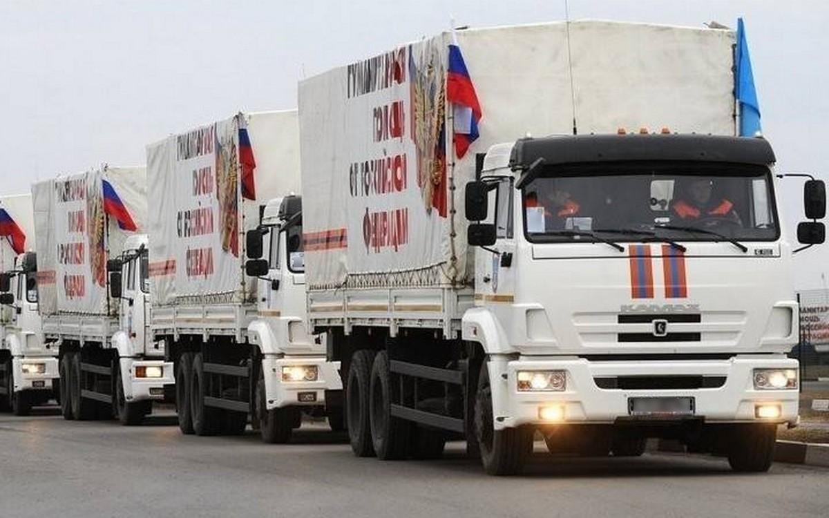 В ЛНР ответили на призыв Лондона о прекращении отправок гумконвоев из России в Донбасс