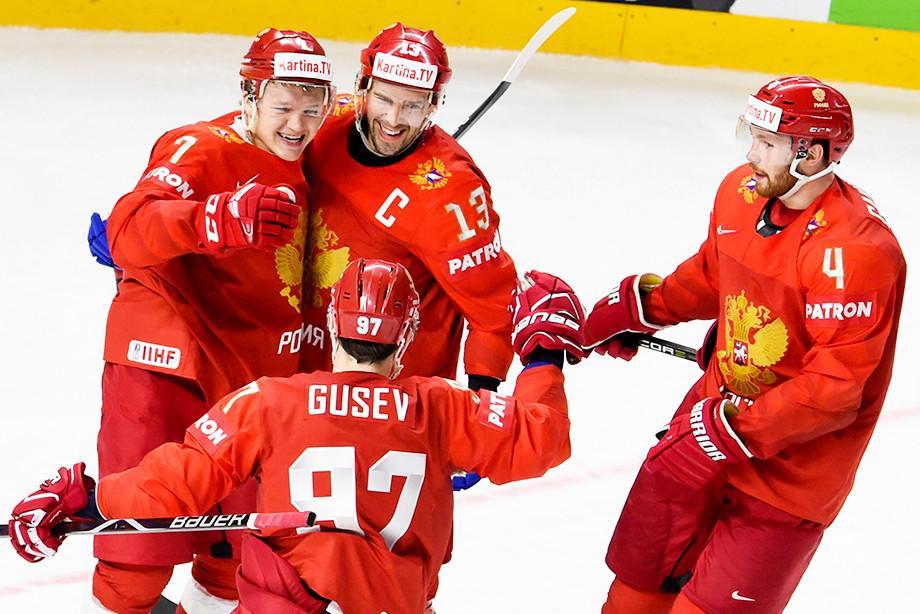 Чемпионат мира по хоккею – 2018: результаты последних матчей – Россия – Швейцария и других, расписание игр ЧМ, турнирная таблица по итогам группового этапа